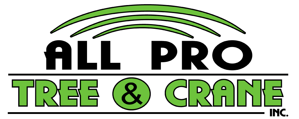 All Pro Tree & Crane Logo